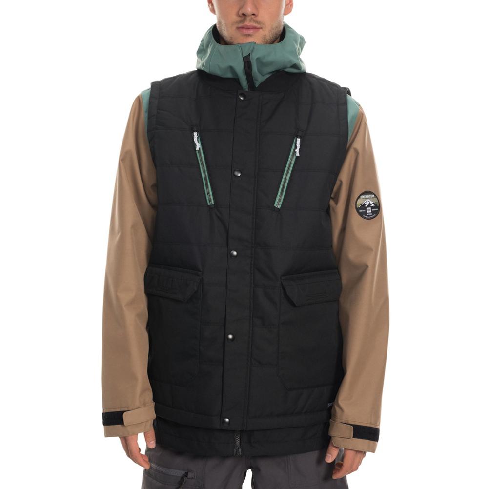 Turbine Pack Mens Shell Snowboard Jacket