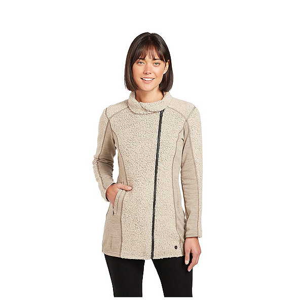 KUHL Kozet Long Womens Jacket, Oat, 600