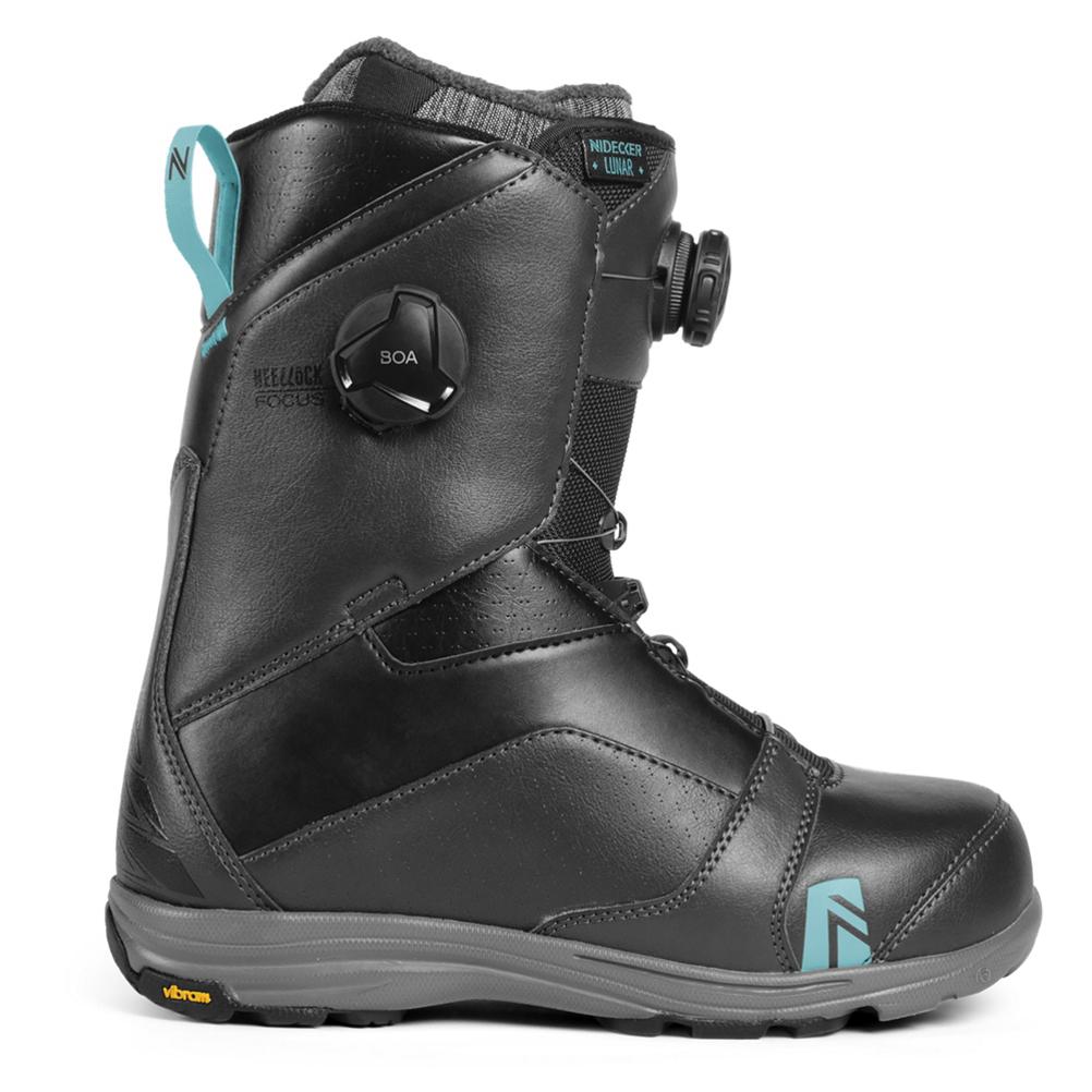 Nidecker Lunar H-Lock Focus Womens Snowboard Boots im test