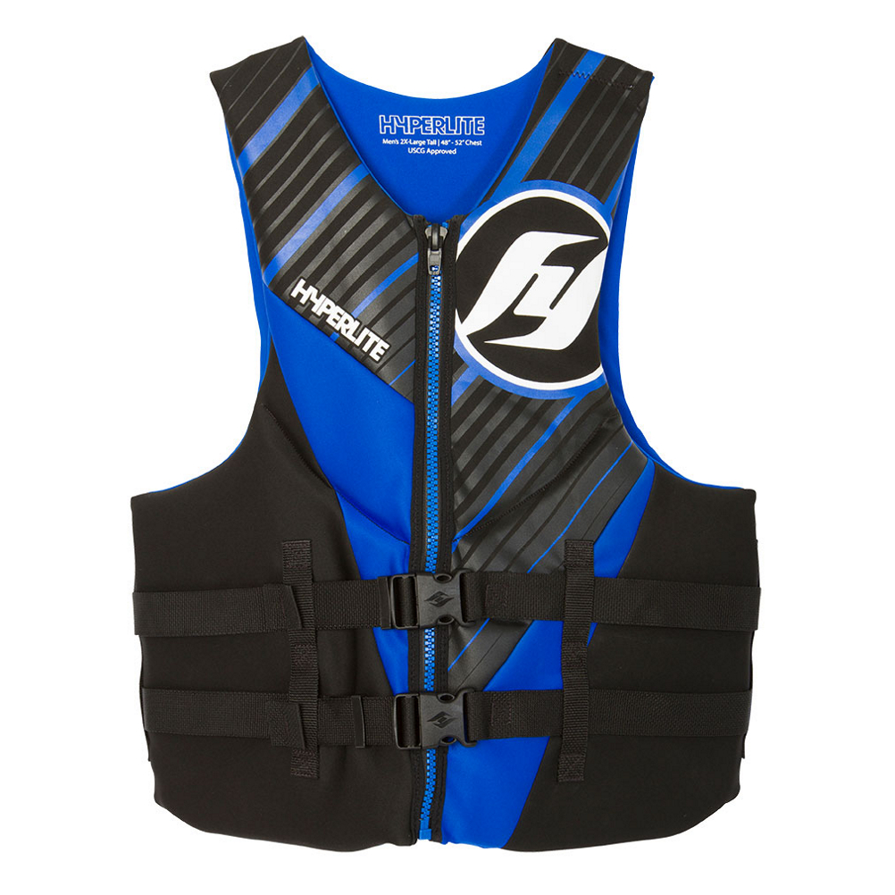 Hyperlite Indy Neo Big and Tall Adult Life Vest 2020 im test