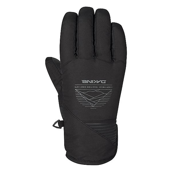 Dakine Crossfire Gloves, Black Glacier, 600