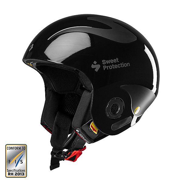 Sweet Protection Volata MIPS Helmet 2021, Gloss Black, 600