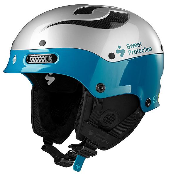 Sweet Protection Trooper II SL MIPS Helmet, Gloss Aqumarine, 600