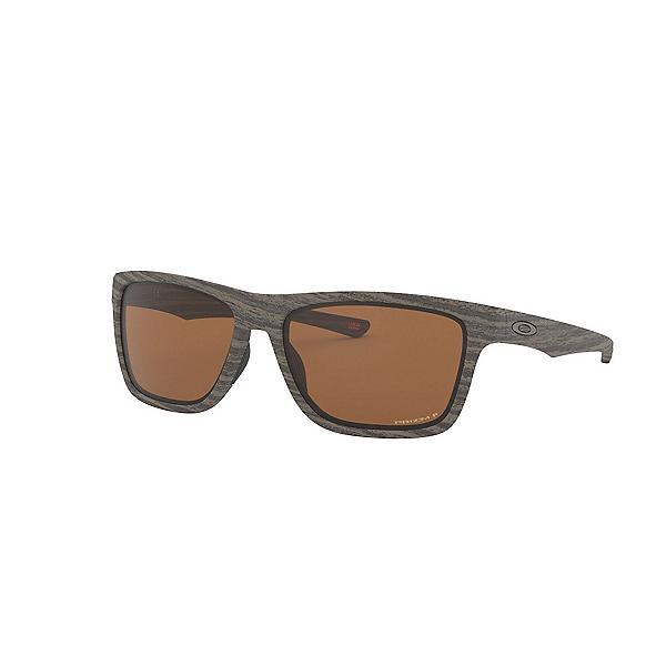 Oakley Holston Woodgrain Prizm Polarized Sunglasses, , 600