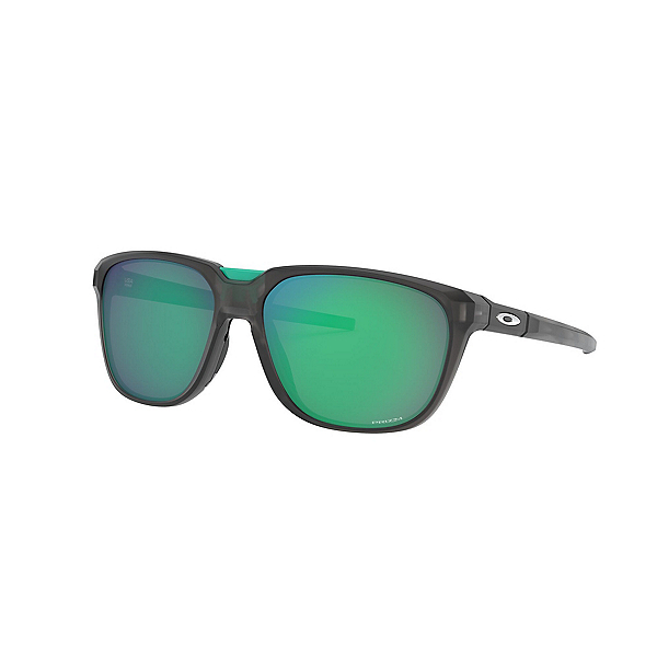 Oakley Anorak Prizm Sunglasses, Matte Grey Smoke, 600