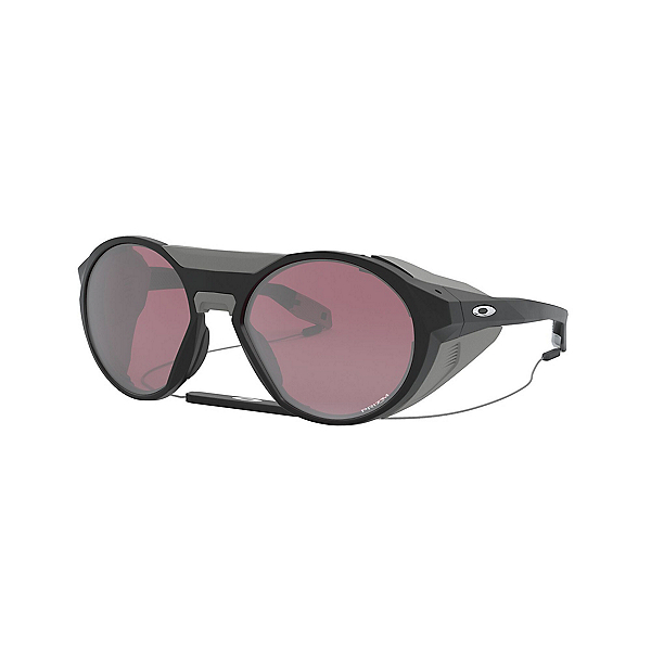 Oakley Clifden Prizm Sunglasses, Matte Black, 600
