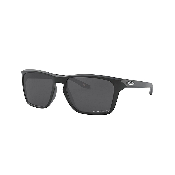 Oakley Sylas Prizm Polarized Sunglasses, Matte Black, 600