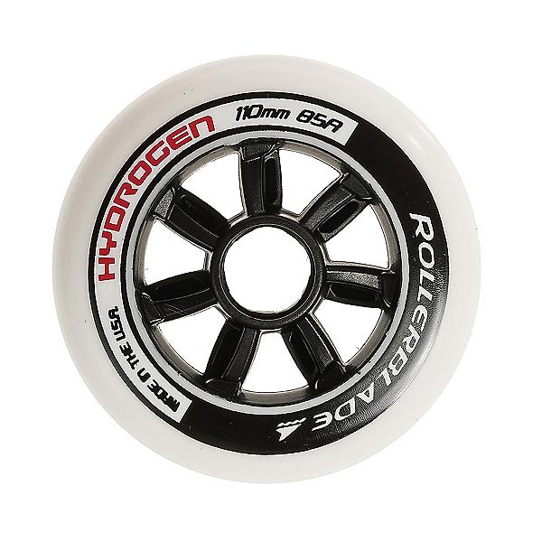 Rollerblade Hydrogen 110mm/85A Inline Skate Wheels - 6 Pack 2020, , 600