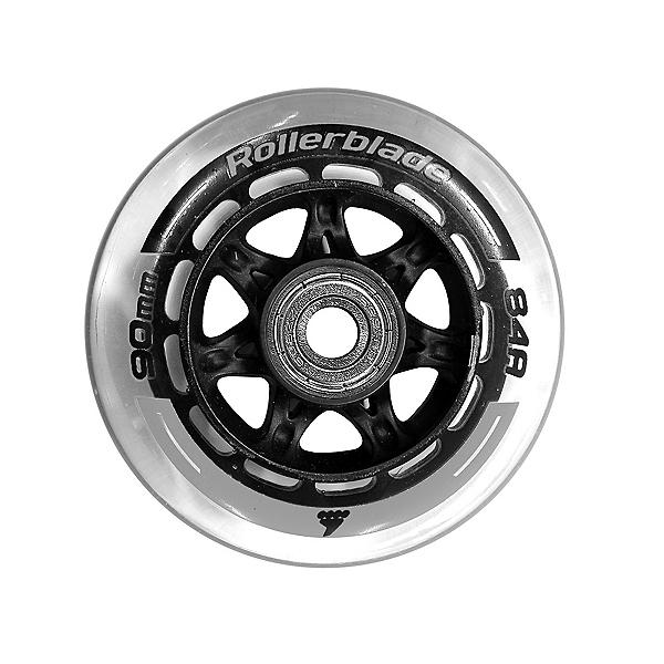 Rollerblade WHEEL KIT 90MM/84A SG9 Inline Skate Wheels with SG9 Bearings - 8pack 2020, , 600