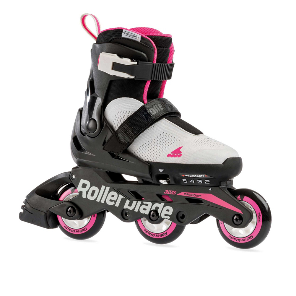 Rollerblade Microblade Free 3WD Adjustable Girls Inline Skates 2020 im test