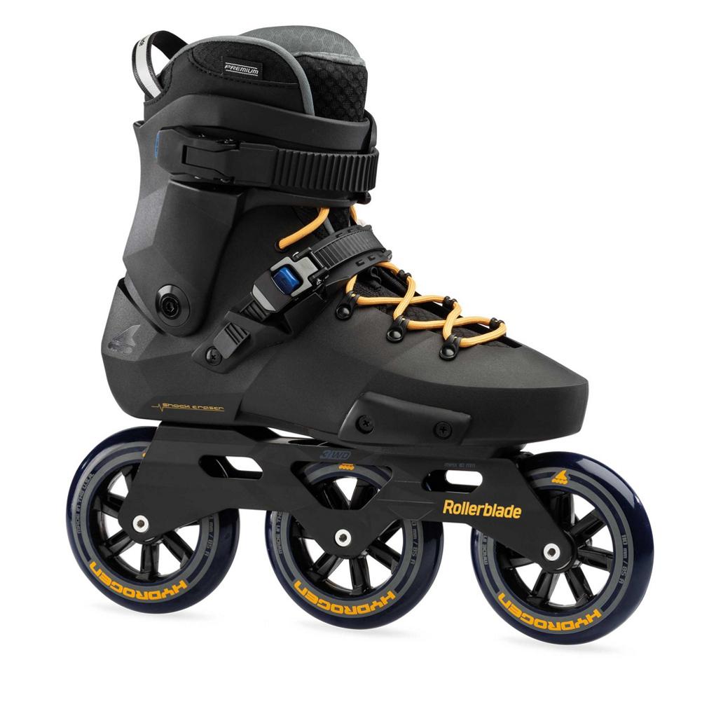Rollerblade Twister Edge 110 3WD Urban Inline Skates 2020 im test
