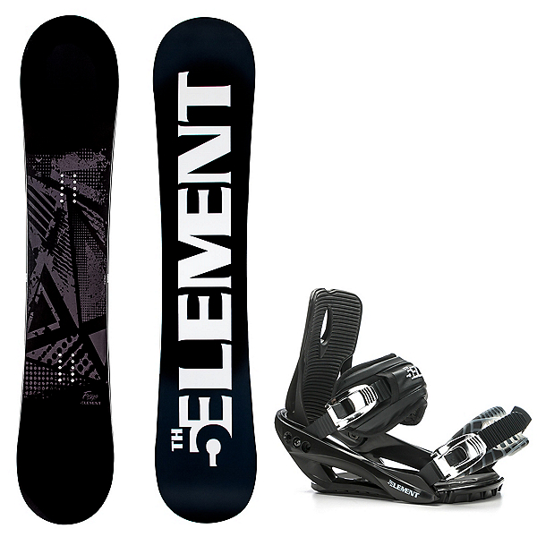 5th Element Forge Wide Snowboard and Stealth 3 Binding Package 2020 2020, , 600
