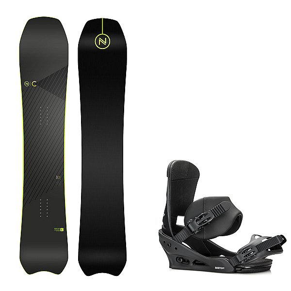 Nidecker Concept Snowboard and Binding Package, , 600