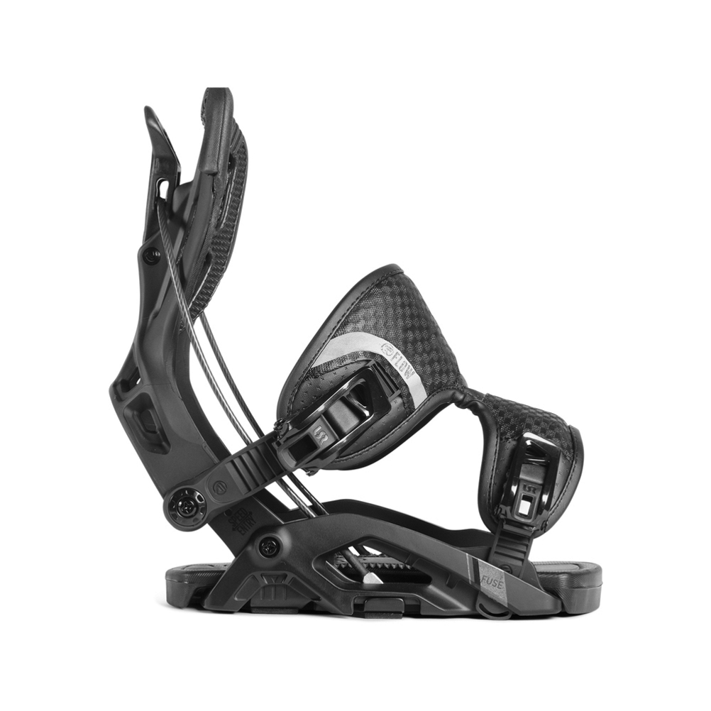 Flow Fuse Snowboard Bindings im test