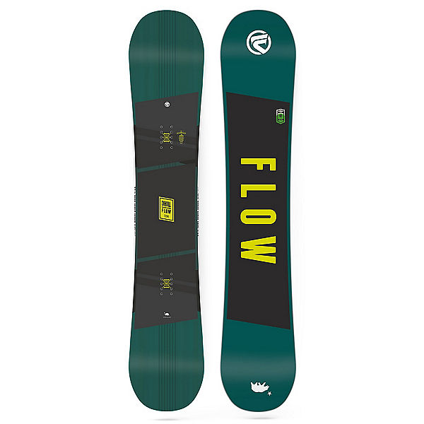 Flow Micron Chill Boys Snowboard, , 600