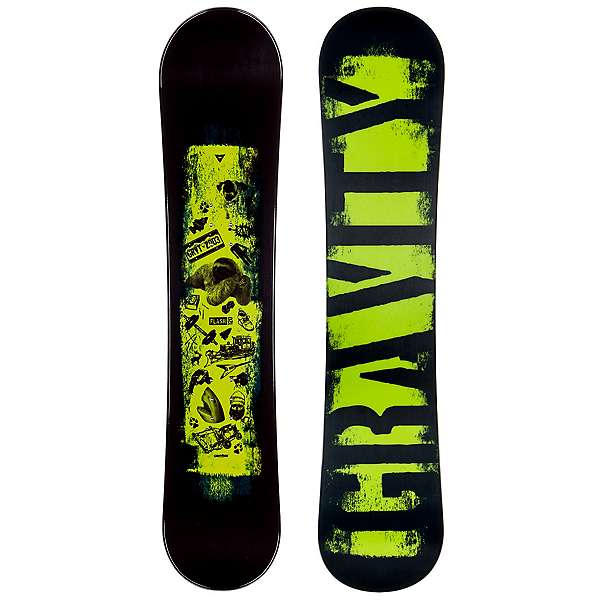 Gravity Flash Boys Snowboard, , 600