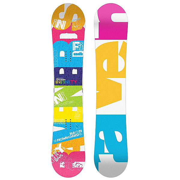 RAVEN Infinity Womens Snowboard 2099, , 600