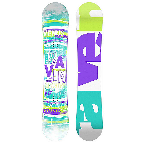 RAVEN Venus Womens Snowboard, , 600