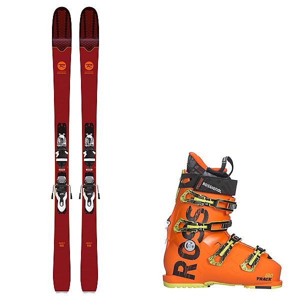 Rossignol Seek HD Track 130 Ski Package, , 600