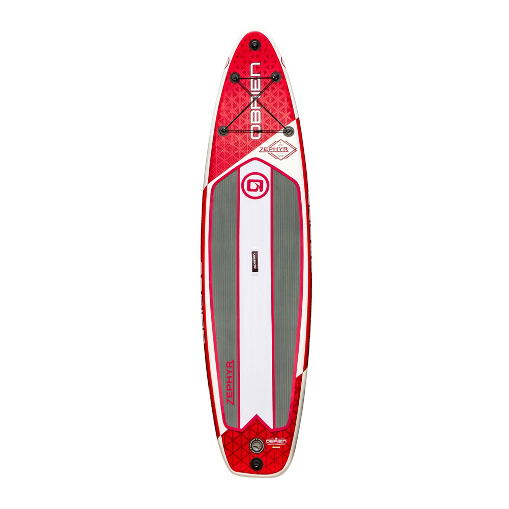 O'Brien Zephyr Inflatable Stand Up Paddleboard im test