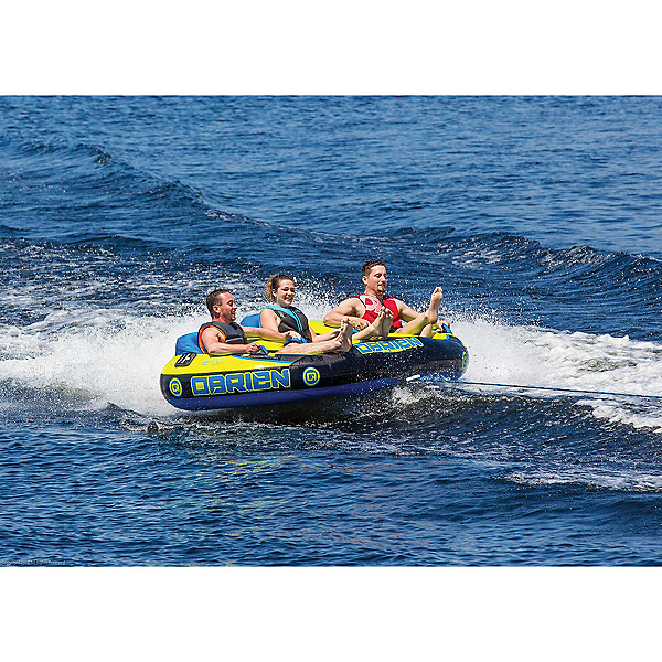 O'Brien Wakewarrior 3 Towable Tube 2019, , 600