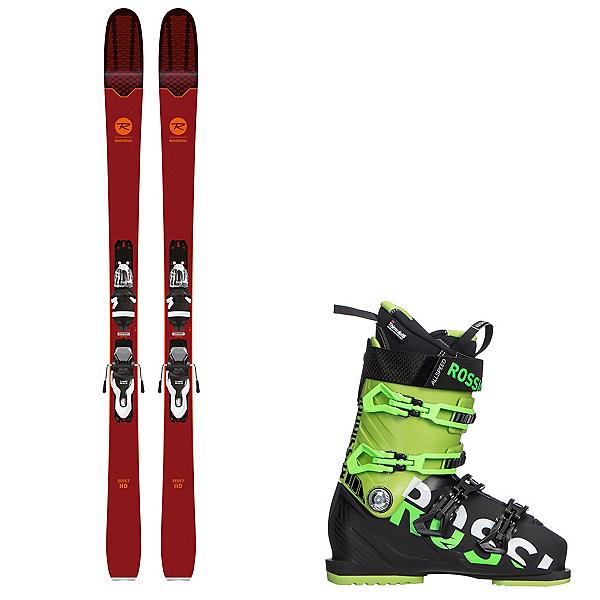 Rossignol Seek 7 HD Ski Package 2019, , 600