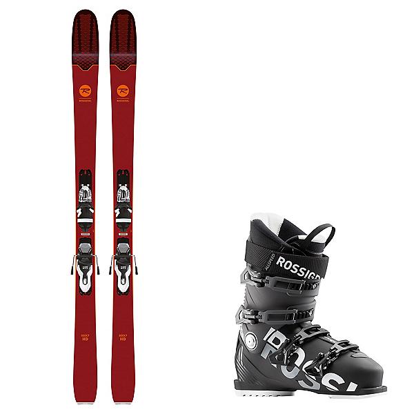 Rossignol Seek 7 HD with AllSpeed 80 Ski Package, , 600
