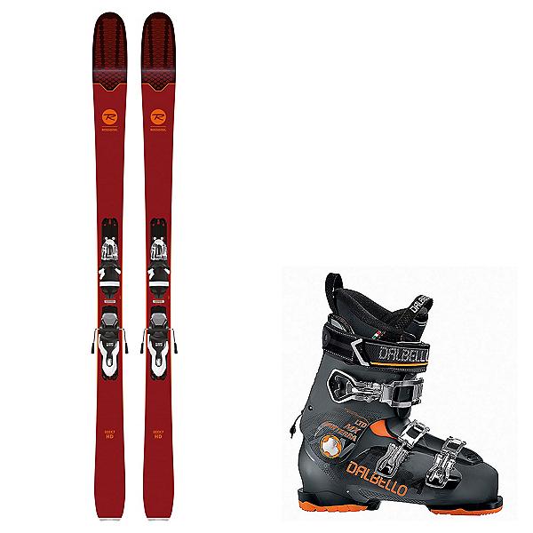 Rossignol Seek 7 HD with Panterra MX Ski Package, , 600