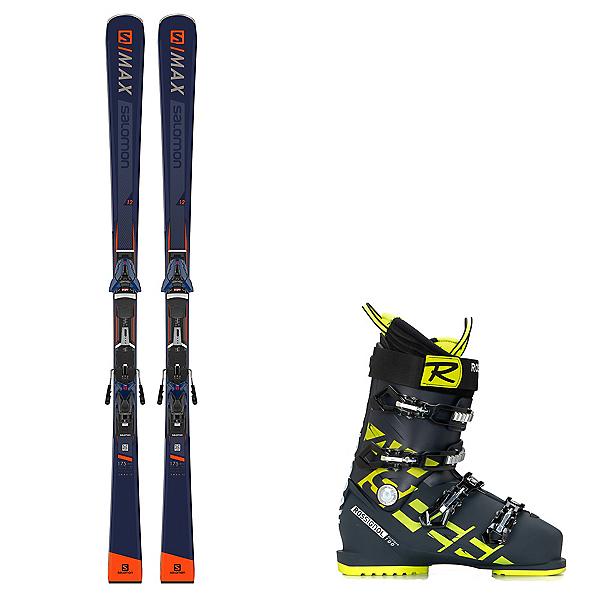Salomon S/Max 12 Ski Package, , 600