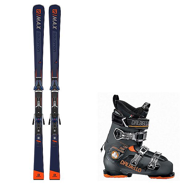 Salomon S/Max 12 with Panterra MX LTD Ski Package, , 600