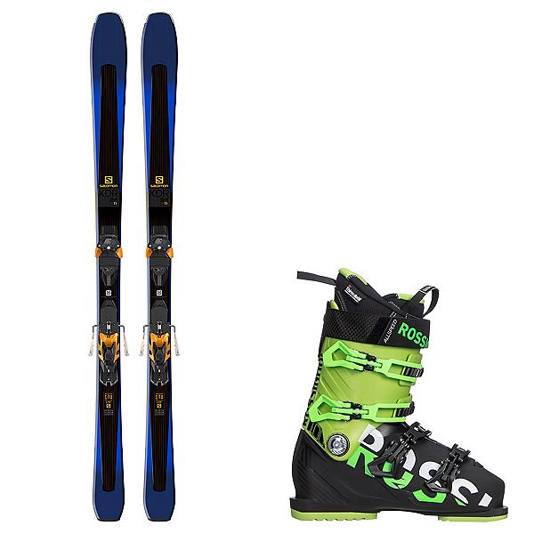 Salomon XDR 84 TI Ski Package, , 600