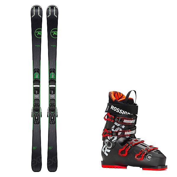 Rossignol Experience 76 CI Ski Package 2020, , 600