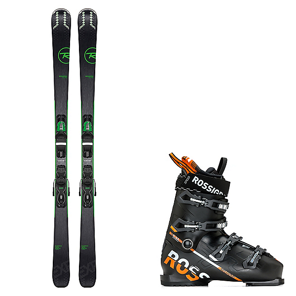 Rossignol Experience 76 CI with Speed 90 Ski Package 2020, , 600