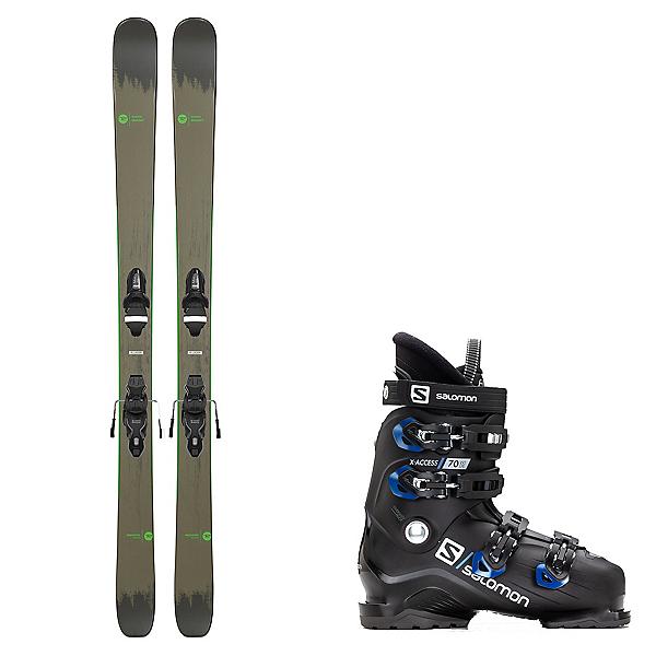 Best All Mountain Skis 2020.Smash 7 Ski Package 2020