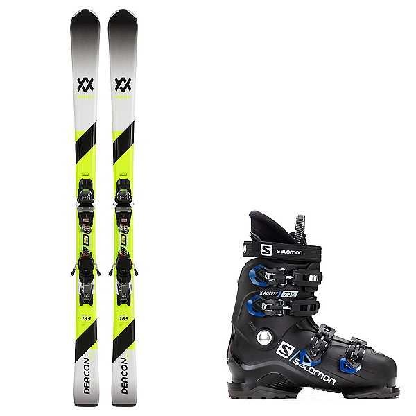 Volkl Deacon 8.0 Ski Package 2020, , 600