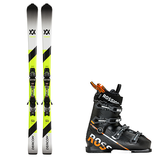Volkl Deacon 8.0 with Speed 90 Ski Package 2020, , 600