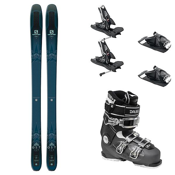 Salomon QST Lux 92 with Kyra MX LTD Womens Ski Package, , 600