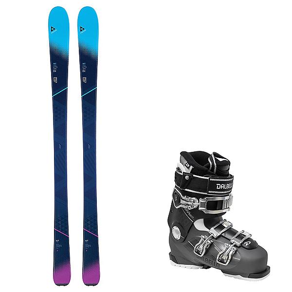 Fischer My Mountain 84 Womens Ski Package, , 600
