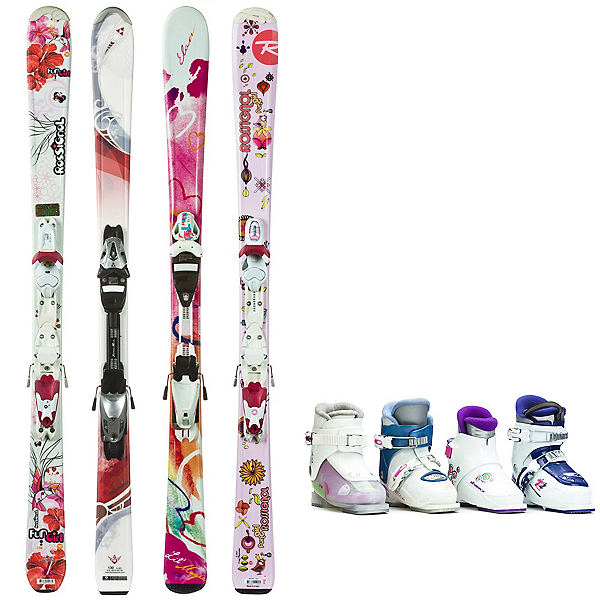 Used System Girls Ski Package, , 600