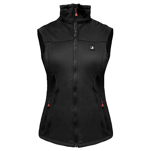 Action Heat 5 V Heated Womens Softshell Vest Womens Vest, , 600
