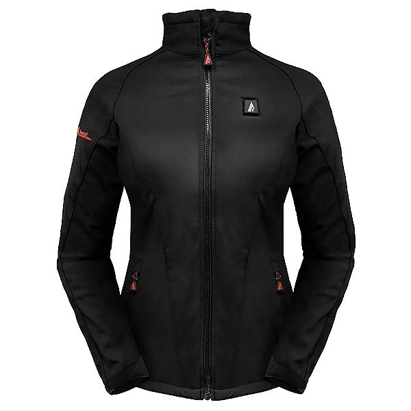 Action Heat 5 V Battery Heated Womens Soft Shell Jacket, , 600