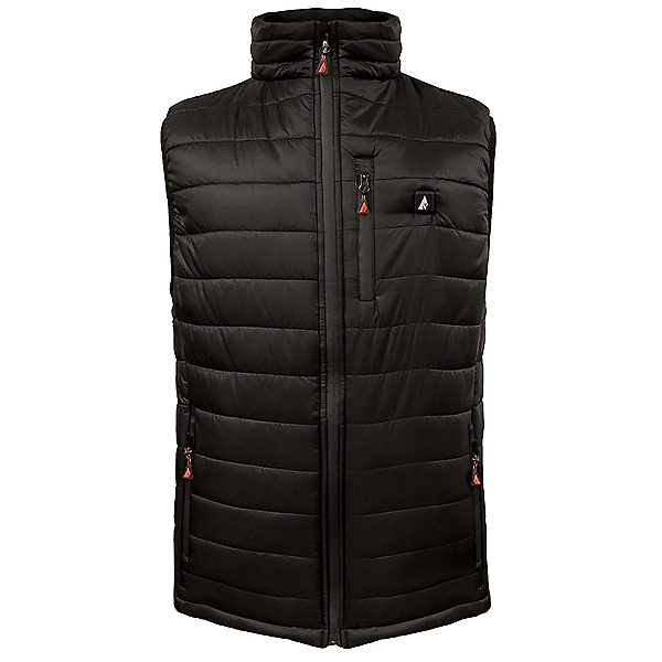 Action Heat 5 V Heated Puffer Mens Vest, , 600