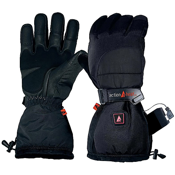 Action Heat 5 V Heated Womens Gloves 2020, , 600