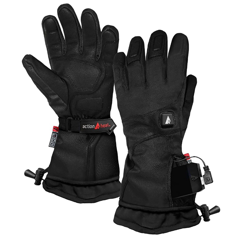 Image of ACTION HEAT 5 V Premium Heated Womens Gloves