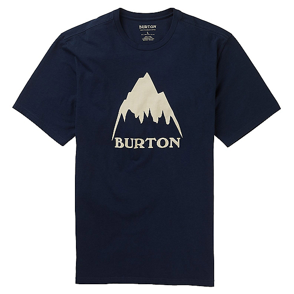 Burton Classic Mountain High T-Shirt, Dress Blue, 600