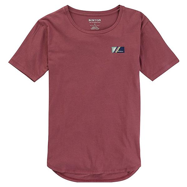 Burton Bel Mar Scoop Tee Womens T-Shirt 2020, , 600
