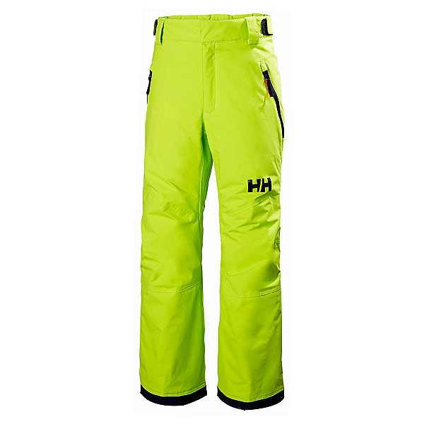 Helly Hansen Legendary Kids Ski Pants, Azid Lime, 600