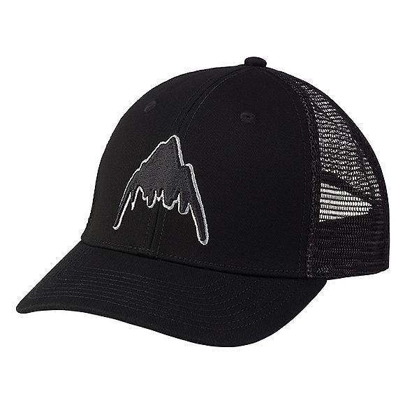 Burton Harwood Hat, True Black, 600