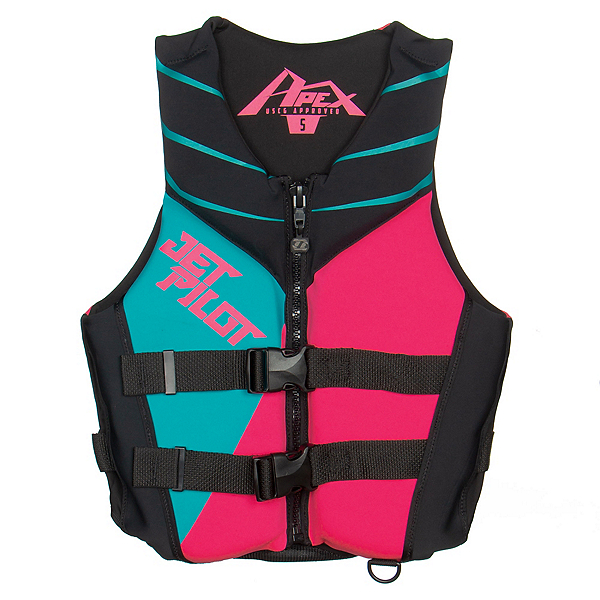 Jetpilot Apex Neoprene Womens Life Vest, , 600