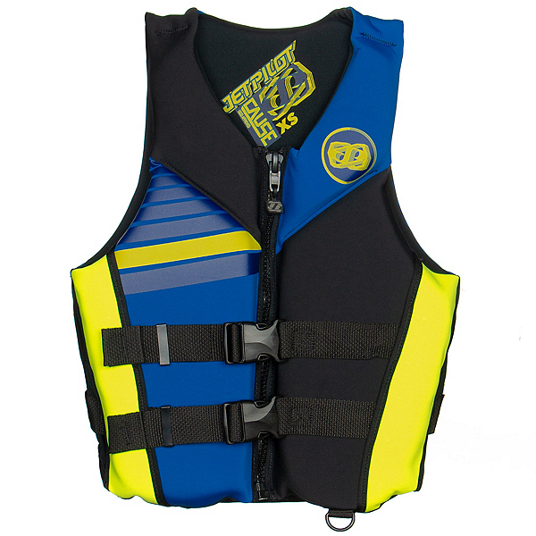 Jetpilot Cause Adult Life Vest, Blue, 600